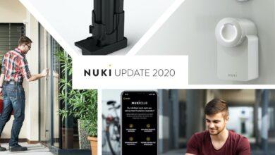 Bild von Nuki Smart Lock: Schlaues Türschloss erhält Akku und Installationsservice