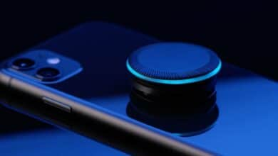 Bild von TalkSocket: Kickstarter Projekt verknüpft Alexa mit Smartphone-Griff