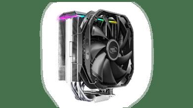 Bild von DeepCool hat die neuen CPU-Kühler AS500 und AS500 Plus vorgestellt