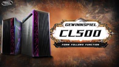 Bild von Gewinnspiel: Exklusiver DeepCool CL500 Casemod + WoW Shadowlands