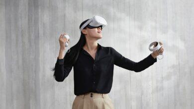 Bild von Oculus Quest 2: Inhalte gehen verloren, wenn Facebook gelöscht wird!