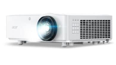 Bild von Acer: Neue Projektoren für Privat- und Businesskunden vorgestellt