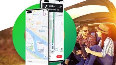 Bild von Huawei bringt neue Karten-App auf den Markt
