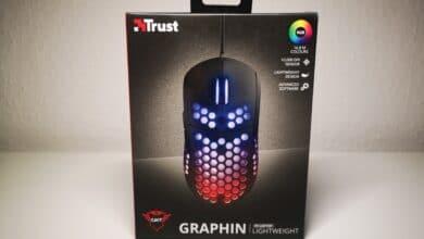 Bild von Trust GXT 960 Graphin – Der ultraleichte Hingucker im Test
