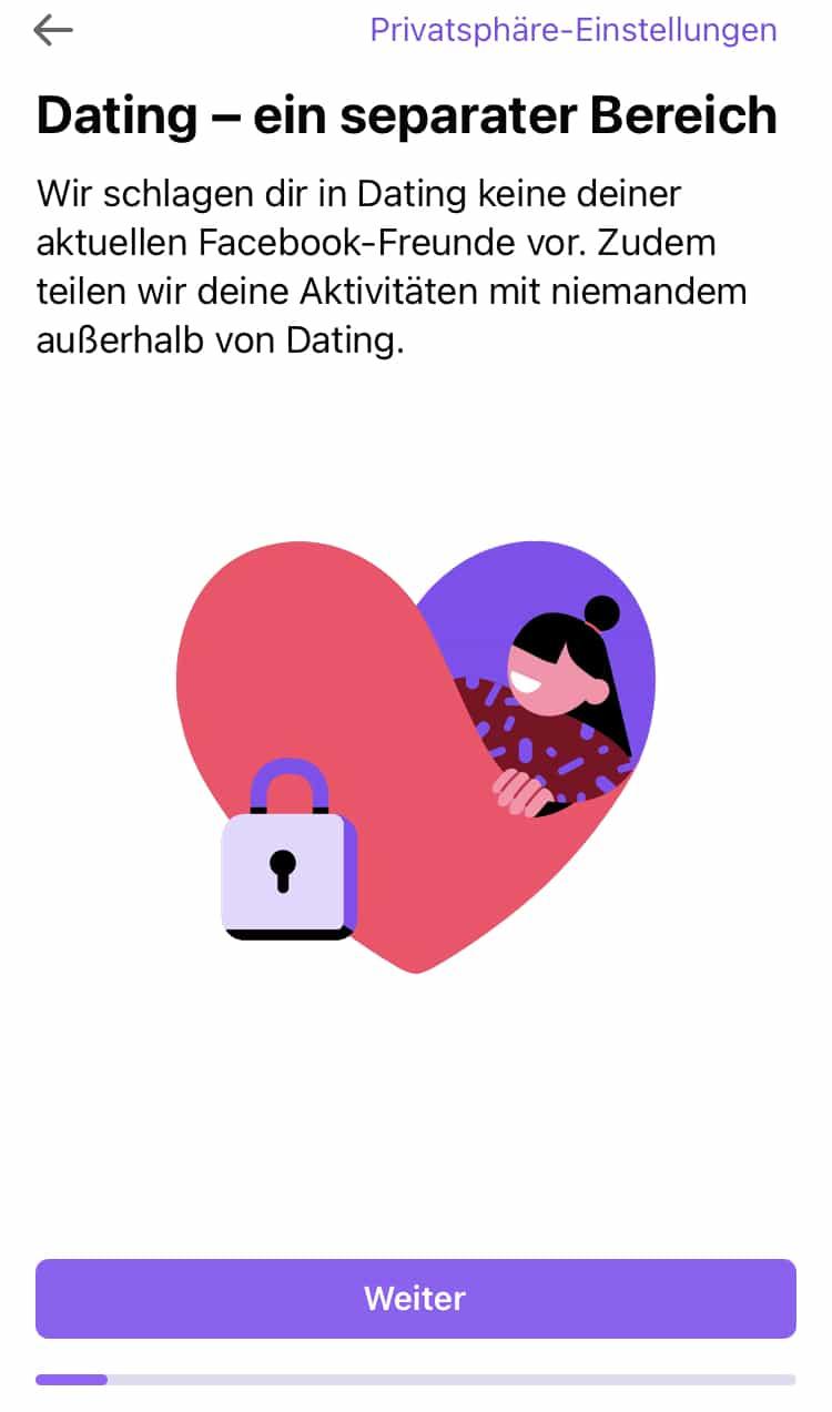 facebook dating deutschland anmelden