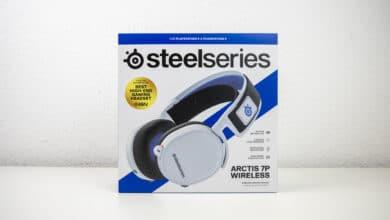 Bild von Bekanntes Headset mit neuem Anstrich – Das Arctis 7P im Test