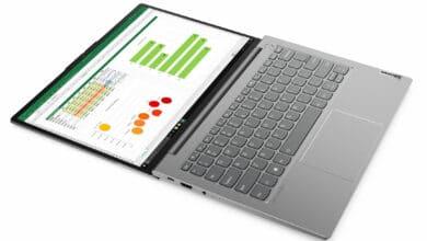 Bild von Lenovo: ThinkBook 13s Gen 2 mit neuem Prozessor und WQXGA-Display