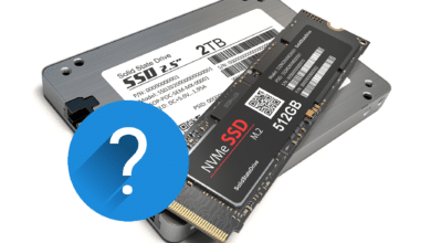 Bild von Welche SSD habe ich? – So findest du es heraus!