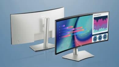 Bild von U3421WE und U2421E: Dell stellt gleich zwei neue Monitore vor