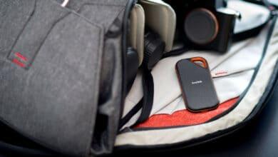 Bild von SanDisk bringt neue tragbare SSDs raus