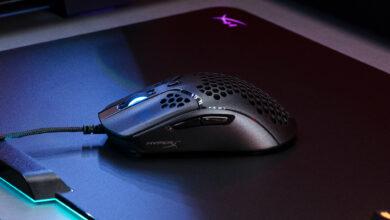 Bild von Neue HyperX Pulsefire Haste Gaming-Maus