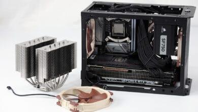 Bild von Sliger hat zwei neue Mini-ITX-Gehäuse rausgebracht, das Sliger S610 und S620