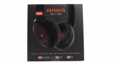 Bild von Aiwa Arc-1 ANC: Kopfhörer mit einer besonderen Note Sound