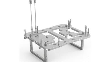 Bild von Streacom BC1 Mini – Hochwertiger Benchtable mit kompakten Abmessungen