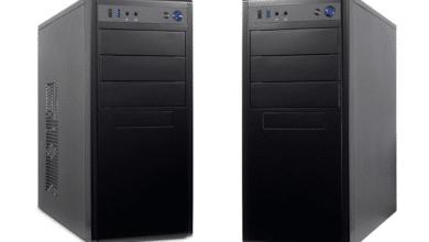 Bild von Inter-Tech IT-8816 POLLUX – Einfacher Midi-Tower mit USB Typ-C an der Front