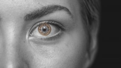 Bild von iLens: Eine Kontaktlinse wie aus einem Science Fiction Film soll 2021 kommen