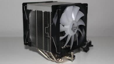 Bild von Scythe Mugen 5 ARGB PLUS – großer CPU-Kühler mit RGB im Test