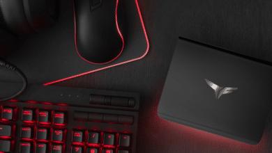 Bild von T-FORCE Treasure Touch RGB-SSD von TeamGroup