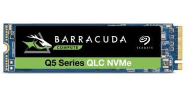 Bild von Seagate Barracuda Q5 kommt mit QLC und NVMe