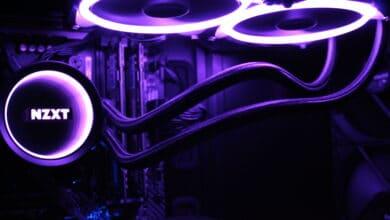 Bild von NZXT Kraken X53 RGB – Relaunch mit neuer Beleuchtung im Test