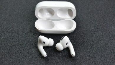 Bild von Apple AirPods Pro mit Tonproblemen