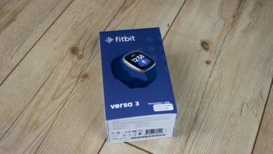 Bild von Fitbit Versa 3 – unsere erste Fitness-Smartwatch im Test