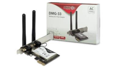 Bild von Inter-Tech PowerOn DMG-33 – Wi-Fi 5 Adapter mit bis zu 1300Mbps vorgestellt
