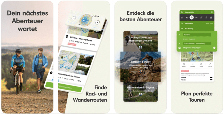 The best apps for bike tours (iOS)