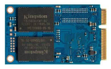 NVMe-SSD and mSATA-SSD