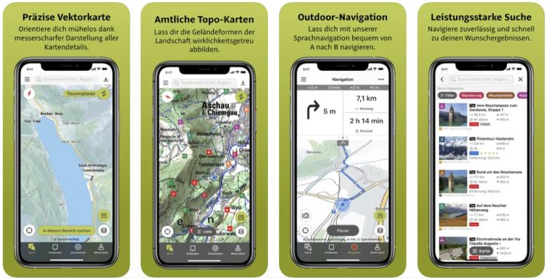 best outdoor apps