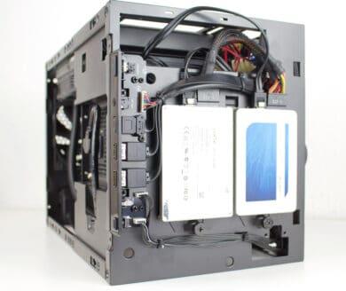Eingebaute SSDs