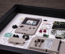 GRID Studio Game Boy Pocket