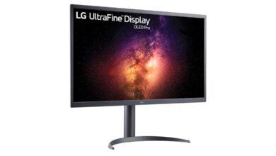 LG UltraFine OLED Pro 32EP950