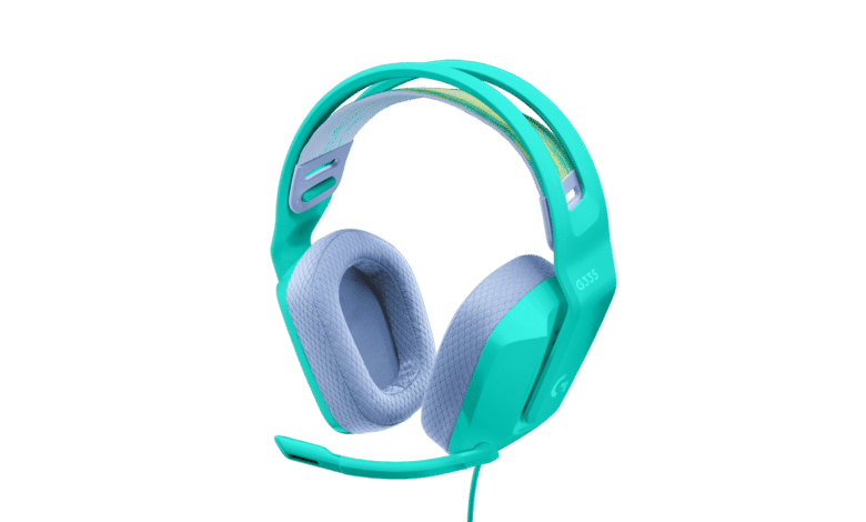 Bild des Logitech G335 Headsets
