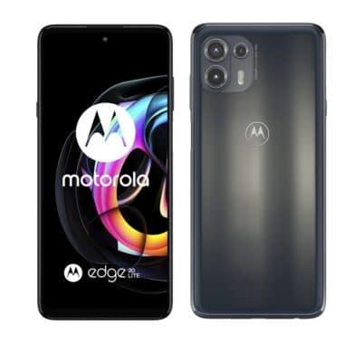Motorola Edge 20 Lite