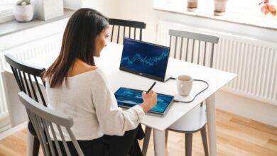 Der mobile 14 Zoll Monitor Dell C1422H