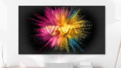 VAVA VA-LT002 und ALR-Projektor-Screen Pro