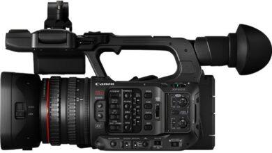Canon 4K-Camcorder XF605
