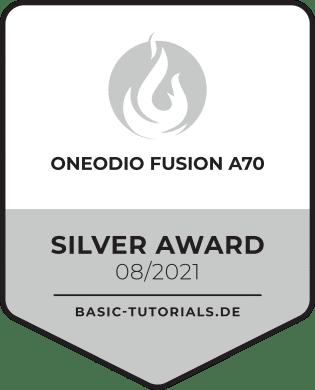 OneOdio Fusion A70 Silver-Award