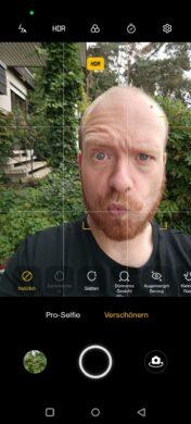 OnePlus Nord 2 5G Frontkamera Modi