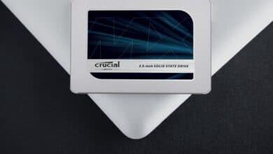 Crucial MX500 4TB