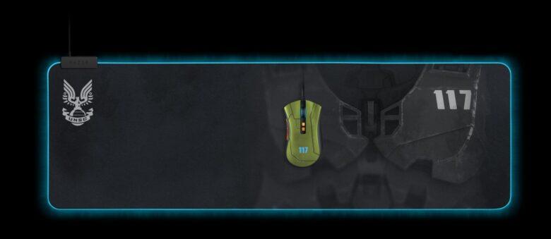 Razer Goliathus Extended Chroma – Halo Infinite Edition