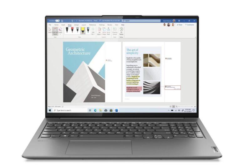Lenovo Yoga Slim 7 Pro Storm Grey