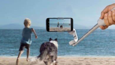 DJI OM5 Smartphone-Gimbal