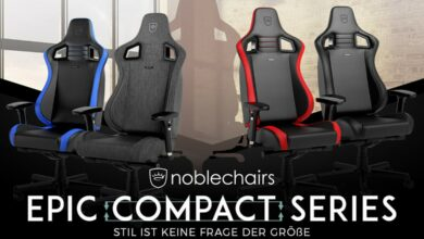 noblechairs Epic Compact