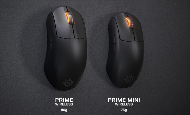 SteelSeries Prime Mini Wireless