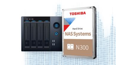 Toshiba N300 Festplatte
