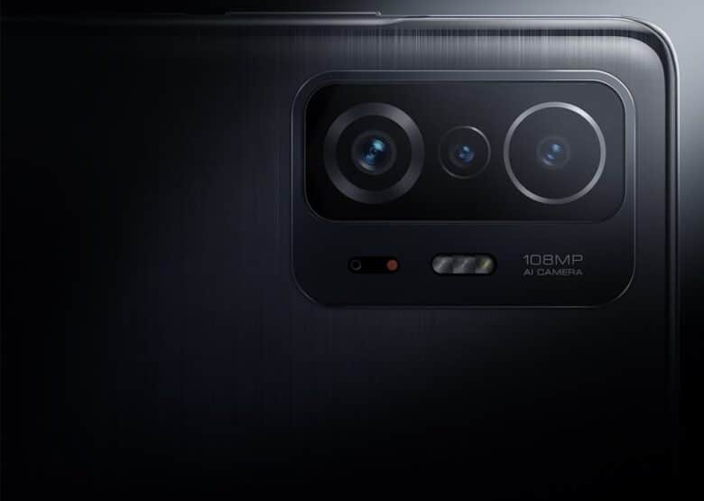 Xiaomi 11T und 11T Pro mit 108 MP Kamera