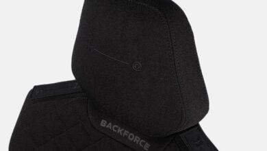 Backforce All Black