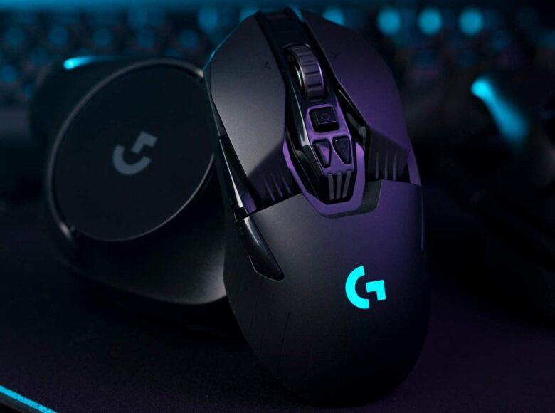 Beste kabellose Gaming-Maus für Linkshänder: Logitech G903 Lightspeed